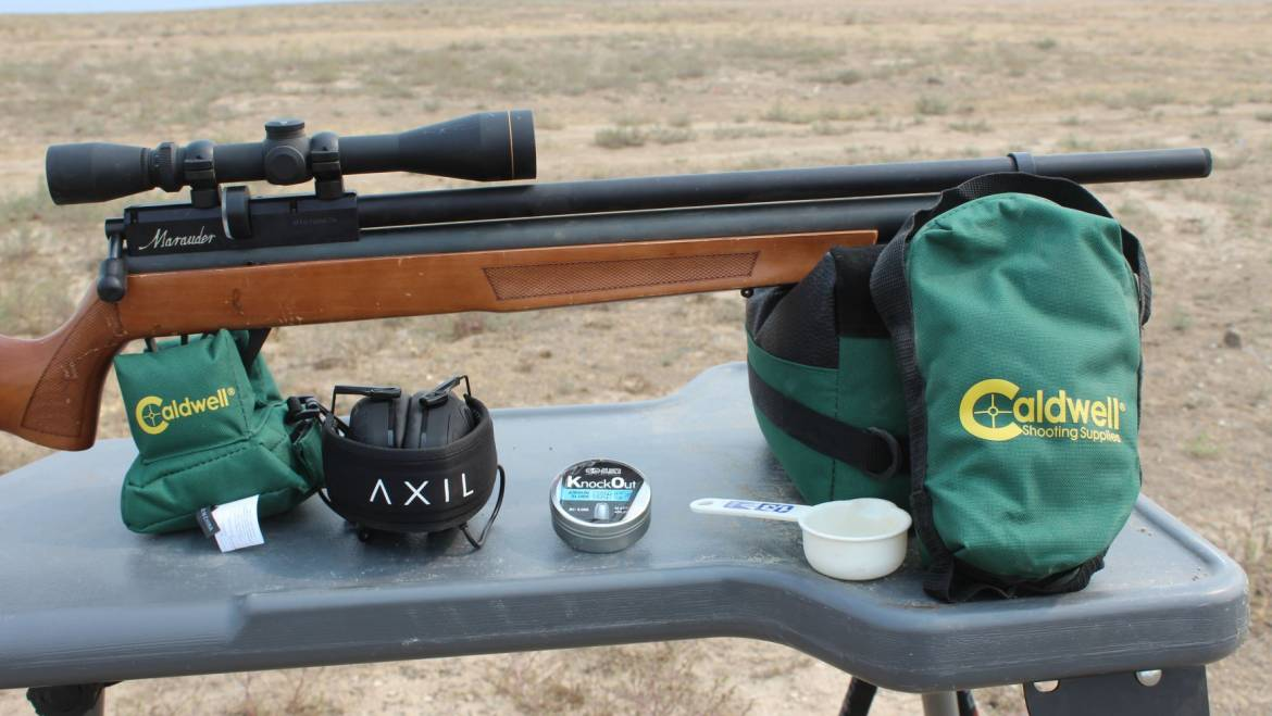 DeadShot Shooting Bags, Front, Rear, a Must-Have Combo