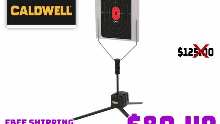 Caldwell Target Turner just.. $80.49 FREE SHIPPING & CODE