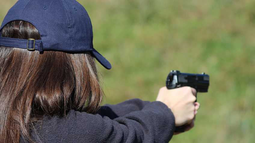 About Half of New Gun Owners are Women