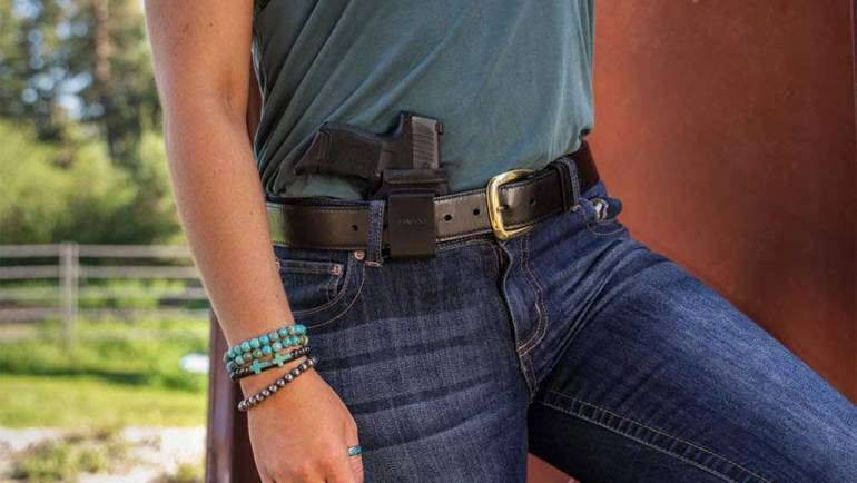 Galco's Stow-N-Go IWB Gun Holster Out Now & Affordable!