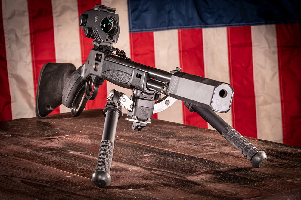 Henry Model X – The Old-Fashioned Rifle of the Future