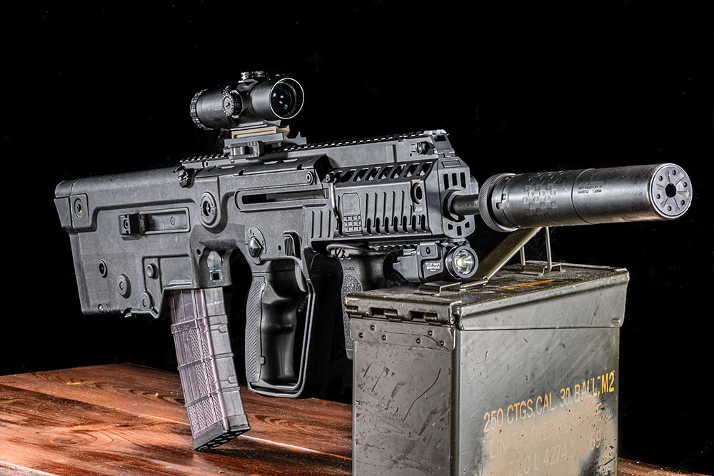 IWI X95 Bullpup – 3,000-Round Review