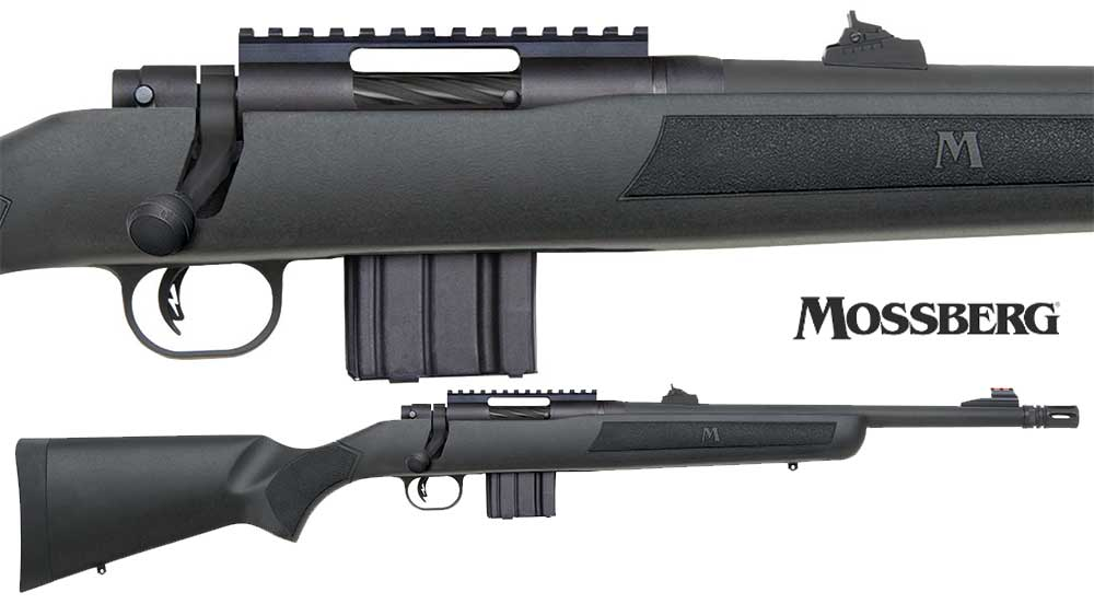 Mossberg Expands MVP Patrol Rifle Series with 300 AAC Blackout