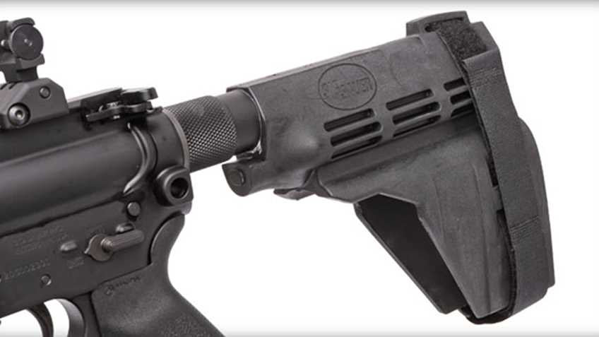 Sept 8 Deadline Last Chance to Submit Comments for Pistol Brace Rules