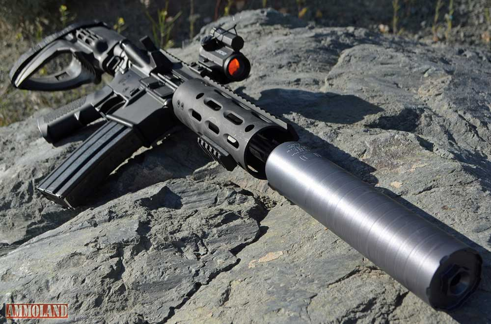 Q Full Nelson Silencer – No Holds Barred Suppression