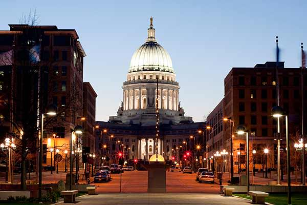 Wisconsin Considering Concealed Carry Reciprocity Bill • AmmoLand.com