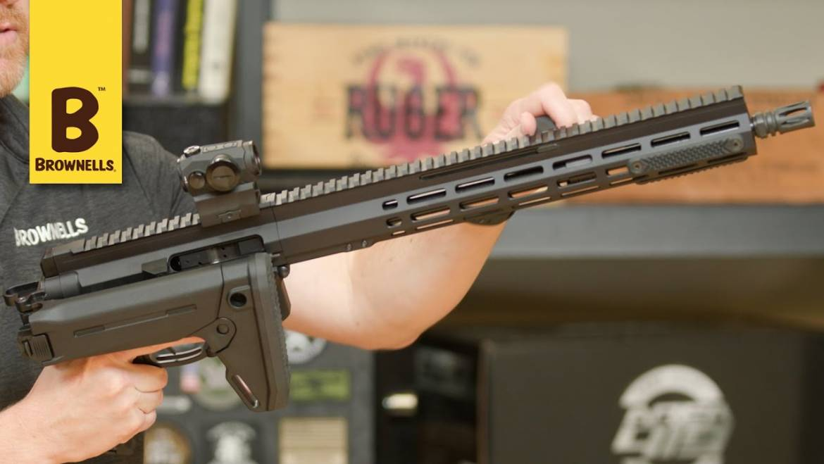 Brownells Unveils Exclusive New Rifle During Labor Day Event ~ VIDEO