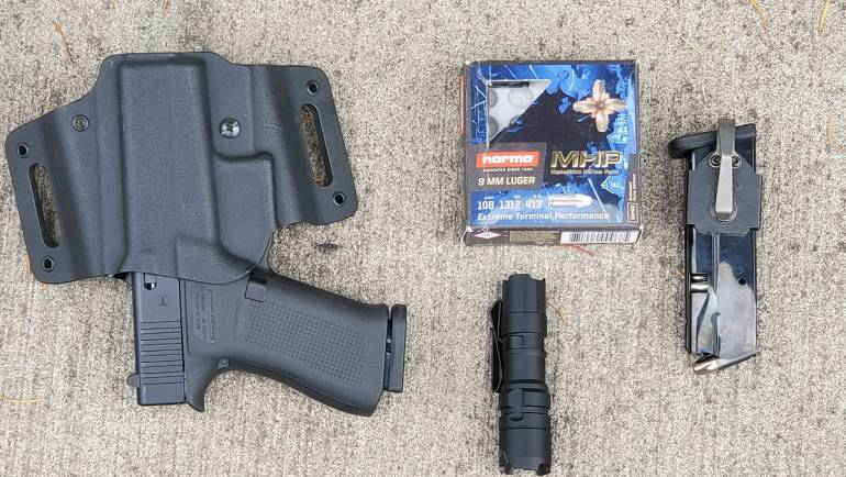 Every Day Carry Loadout: GLOCK 43x