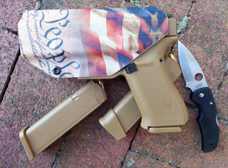 Glock 19X Holster from We The People