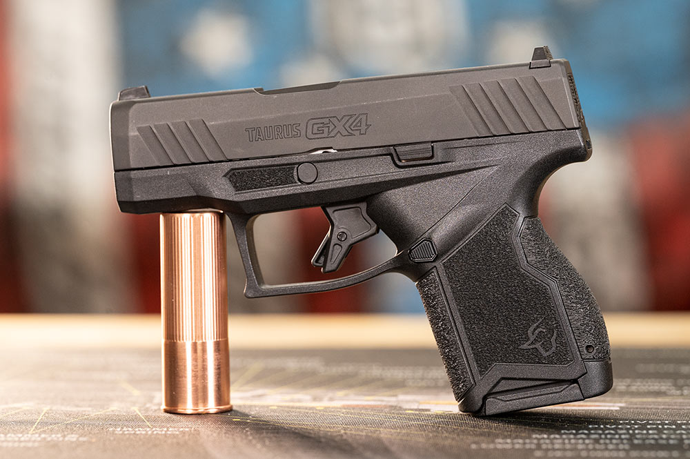 Taurus GX4 Handgun a New Sub-Compact 9mm for Concealed Carry ~ VIDEO
