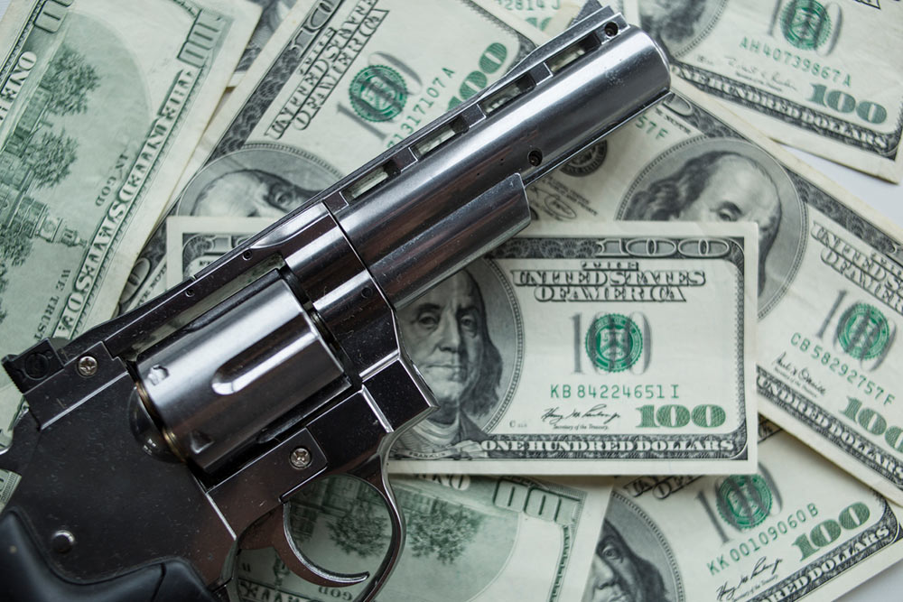 Is Biden Weaponizing the IRS Against Gun Owners?