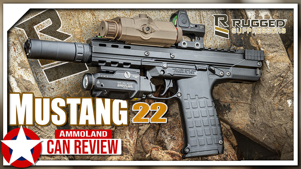 Rugged Mustang 22: High Performance, Low Weight